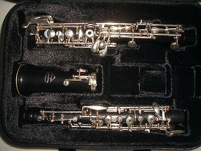 Hans Kreul  wood Oboe Professional With left F & 3rd Octave