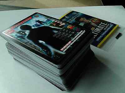 Doctor Who Monster Invasion Ultimate Complete 126 Card Set - 2012