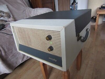 Murphy Record Player 1961