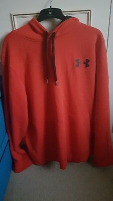 Mens Under Armour Hoody LARGE