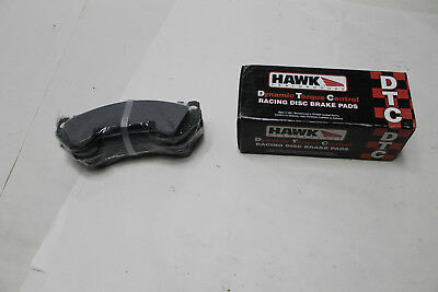 New Hawk HB131W.595 Brake Pads for DTC30 Compound - GM Magnum Calipers