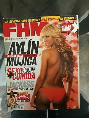 Fhm Magazine 65 March 2006 C Kristin Chenoweth Morgan Webb Courtney