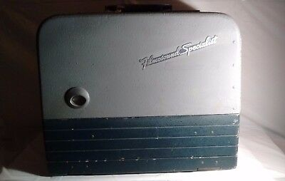 1955 Bell & Howell Filmosound 285C 16mm Sound Movie Projector (see description)
