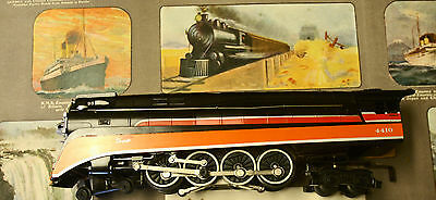 Lionel Southern Pacific Gs-2 Daylight 4-8-4 Set. Loco, Tender + 5 Carriages
