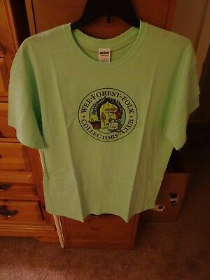 Wee Forest Folk Collectors Club T-shirt, size XL