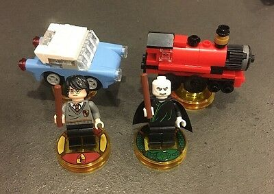 Lego Dimensions Harry Potter Team Pack 71246 Complete