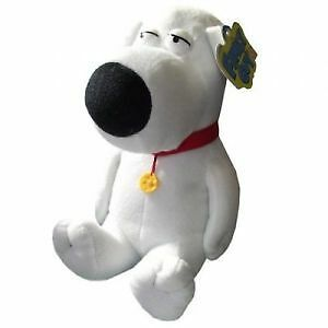 BRIAN - Family Guy - 9 Inch Plush with Original Tags - c2012