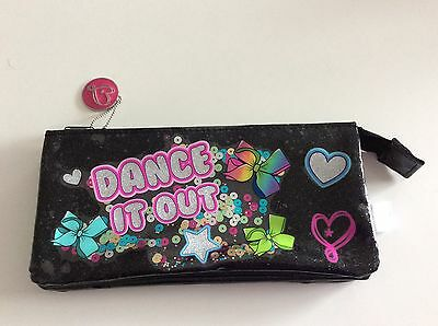 Jojo Siwa Dance It Out Bow Patterened Pencil Case