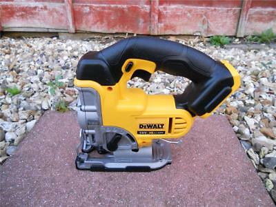 Dewalt Dcs331 Jigsaw 18V Xr Li-Ion (Bare Unit) Immaculate Condition