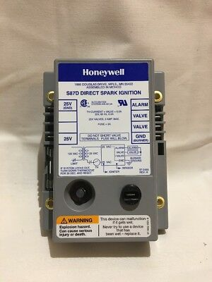 Wholesale Lot- 13 New Honeywell S87D1087 Direct Spark Ignition Controls S87D1004