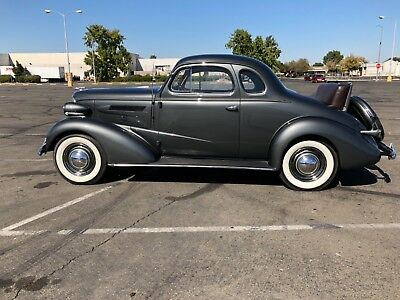 1937 Chevrolet Master Deluxe Master Deluxe 1937 Chevrolet Master Deluxe Sports Coupe