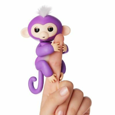 WowWee fingerlings violet bébé singe