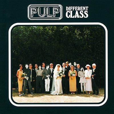 PULP ~ DIFFERENT CLASS ~ 180gsm LIMITED EDITION (1000) PEACH VINYL LP ~ *NEW*