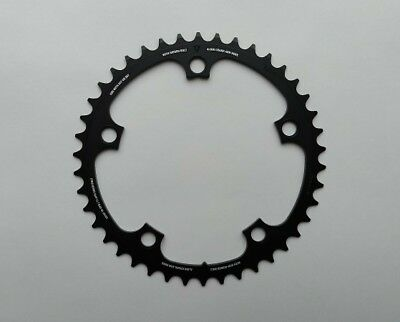 SRAM 42T 130BCD Black Chainring 10/11 Speed Yaw for use with 54 or 55 Outer Ring
