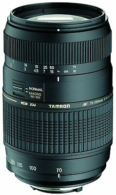 Tamron Auto Focus 70-300mm f/4.0-5.6 Di LD Macro Zoom Lens. HUGE SALE!!!