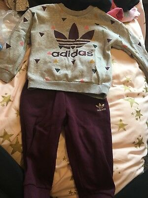 Adidas Outfit Girl
