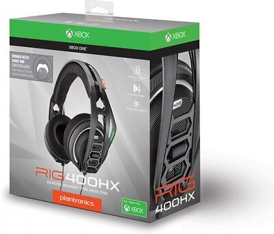 Casque gaming Plantronics RIG 400HX pour Xbox One - NEUF