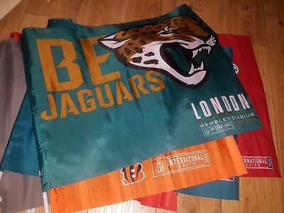 NFL International Series London Flags