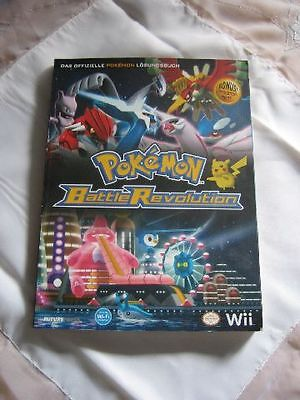 Pokemon Battle Revolution - Lösungsbuch