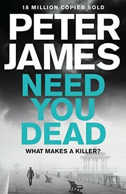 Need You Dead (Roy Grace) Paperback – 19 Oct 2017