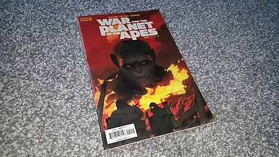 WAR for the PLANET of the APES #2 of 4 Cvr A (2017) BOOM! Studios