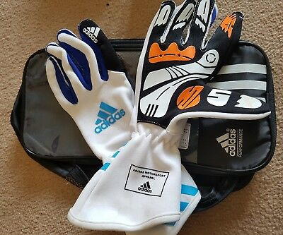 adidas race gloves karting cars