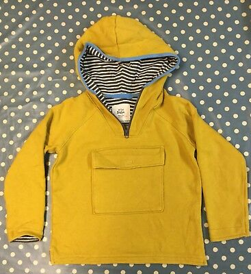 Mini Boden Boys Hoodie. 4-5 years
