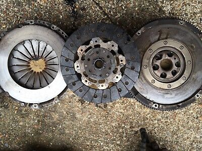 VW Golf Mk4 Clutch And Fly Wheel PD150