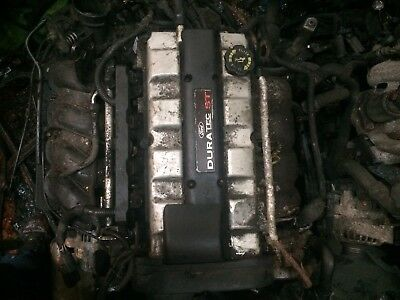 Mk1 Ford Focus st 170 engine and 6 speed gearbox