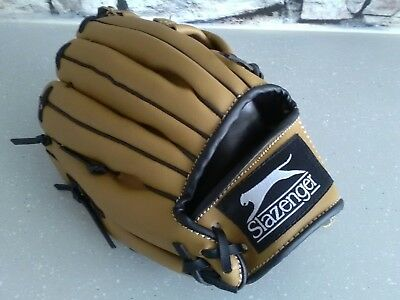 Slazenger Left Handed Fielding Mitt/Glove, Youth