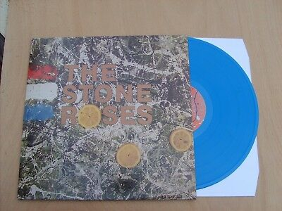 The Stone Roses  LP  Rare Blue Coloured  Vinyl