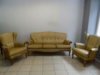 sofa 3,1,1  louis XV,French style,Delivery possible, see description