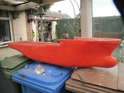 54 inch tug hull model boat