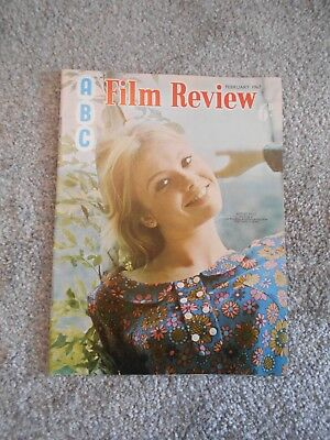 Hayley Mills - Film Review Magazine February 1967