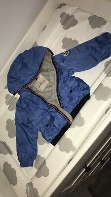 Moncler Baby Boys Jacket Size 12-18 Months
