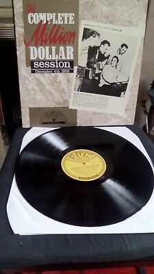 Elvis THE COMPLETE MILLION DOLLAR SESSION DEC 4TH 1956 SUN RECORDS CDX 20 MINT