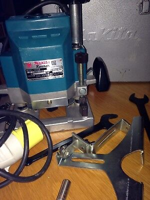 Industrial Makita Router Model 3600B 110V 1500 Watts