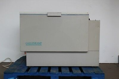 Sanyo Gallenkamp Lab Shaking Orbital Incubator Refrigerated IOX400 XX1C