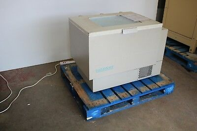 Sanyo Gallenkamp Refrigerated Orbital Shaking Lab Incubator IOC400 XX1C