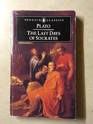Last Days Of Socrates by Plato