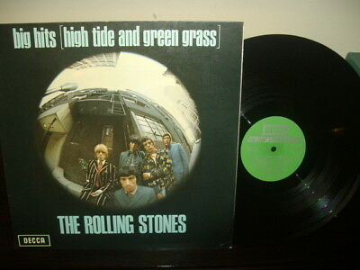 The Rolling Stones   Big Hits (High Tide and Green Grass)   Nice copy