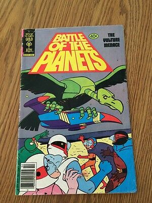 Battle of the Planets #5[ The Lake Monster ] -See Photos