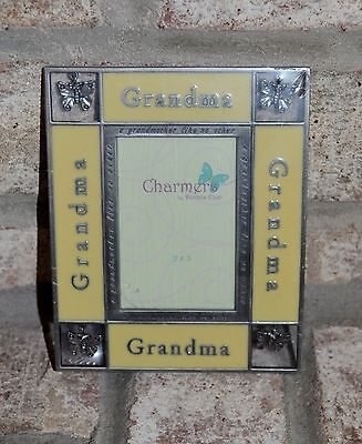 Grandma ~ a grandmother like no other ~ Picture Photo Frame 2x3 ~ Mother's Day