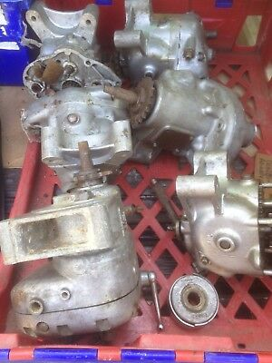 bsa c12 motorcycle parts Gearboxes Etc