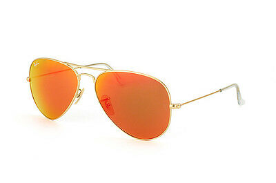 """RAY BAN RB 3025 112/69 Gr.58 AVIATOR """"LIMITED EDITION"""" SONNENBRILLE NEU!"""