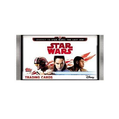 Topps Star Wars The Last Jedi Sammelkarten für Startpackung Plektrum How Many