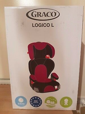 Graco Logico L Child Group 2-3 4 To 12 Years