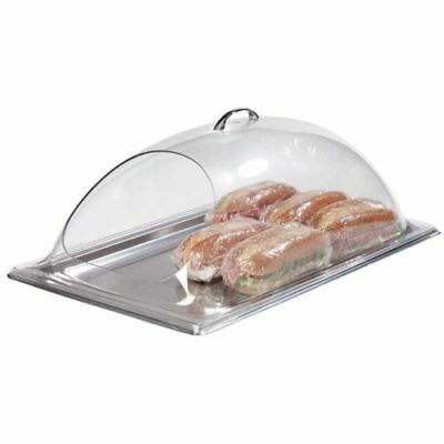 """CARLISLE Polycarbonate End Cut, CLEAR Cover, 26"""" X 18"""", SD26EH, (CASE OF 2)"""