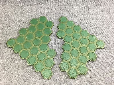 Heroscape Swarm Of The Morro 48 Swamp Terrain Hex Tiles