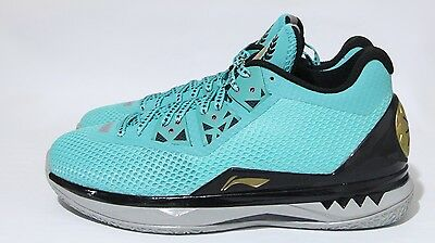 Brand New In Box Men's Li-Ning Way Of Wade 4 Liberty Us11.5 Rare!  Dwade